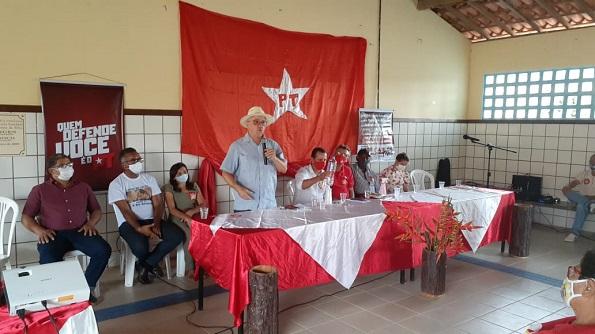 Nova Soure: Deputados Josias Gomes E Fátima Nunes Participam De Seminário Organizado Pelo Vereador José Carlos Dias