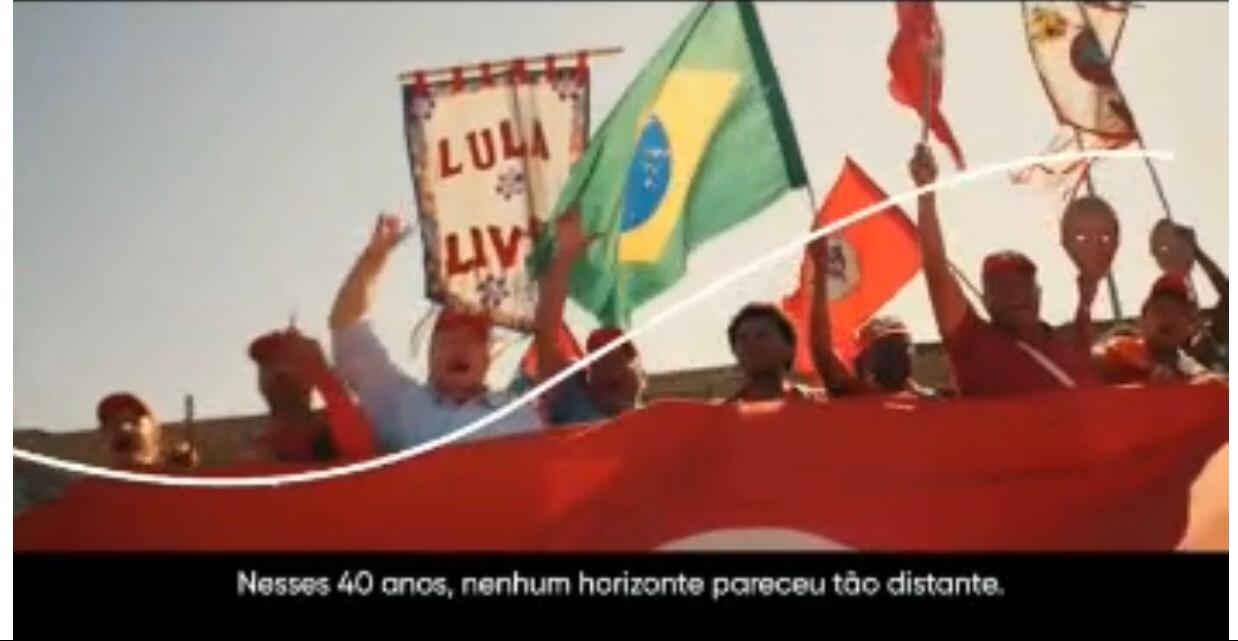 Viva O Partido Dos Trabalhadores!