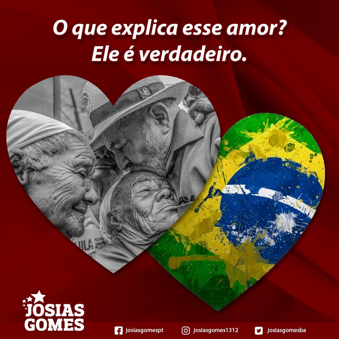 Nós Faremos Lula Presidente Da Nação Brasileira!