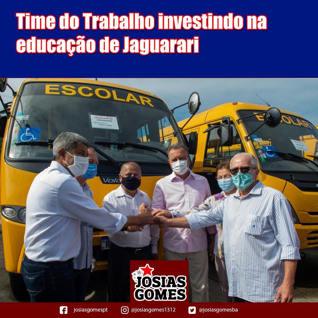 Time Do Trabalho Transforma A Educação Na Bahia!